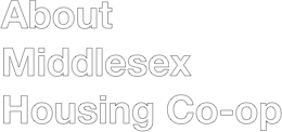 About  Middlesex  Housing Co-op